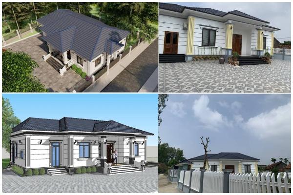 Việc bố trí xây dựng cách xây dựng nhà 1 tầng hợp lí