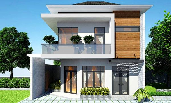 Báo giá xây nhà 2 tầng trọn gói cho khách hàng tham khảo