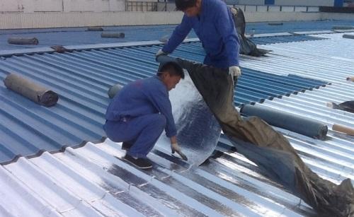 Báo giá thi công mái tôn tại Hà Nội