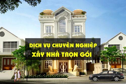 Báo giá nhà xây dựng trọn gói 2021 Hà Nội