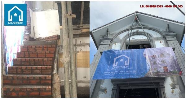 Giới thiệu dịch vụ xây nhà trọn gói ở Hà Nội giá rẻ