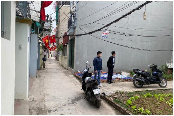 Khảo sát thiết kế nhà anh Khải Vân Canh Hà Nội