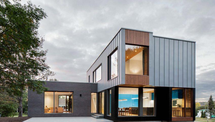 Lựa chọn hoàn hảo khi xây dựng nhà phố khung thép