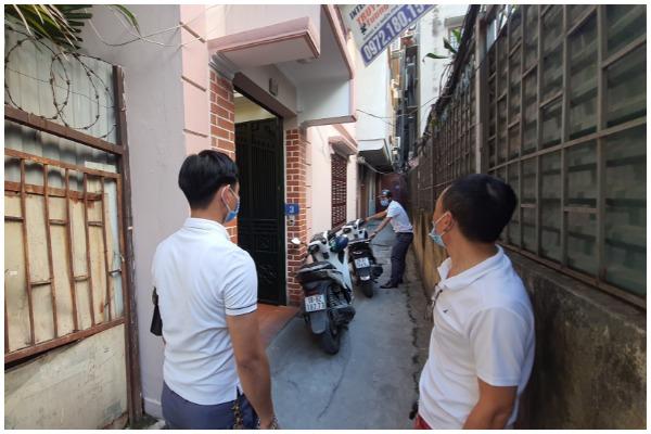 Khảo sát thiết kế xây dựng Hào Nam Hà Nội ngày 6.5