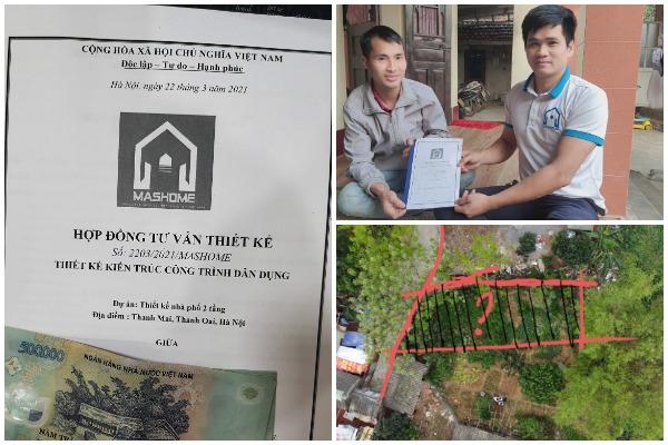 Khảo sát thiết kế thi công xây dựng tại Thanh Oai Hà Nội