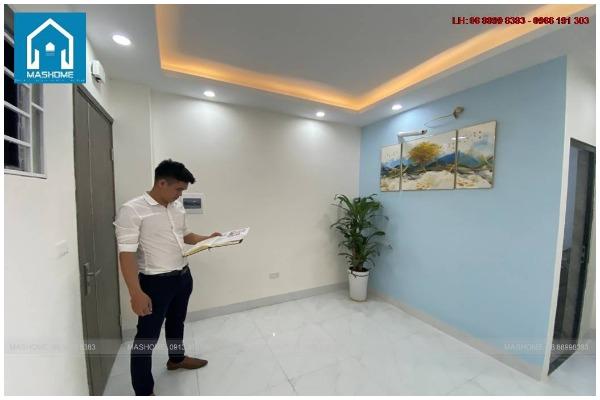 Khảo sát thiết kế và thi công nội thất tại chung cư 188 Khương Thượng