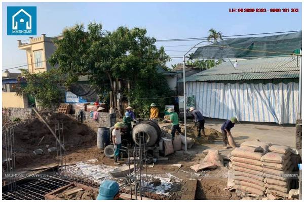 Xây dựng nhà trọn gói bao nhiêu tiền 1m2